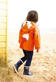 Fox Fisherman's Jacket | JoJo Maman Bébé