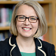 Sarah Haslam, a new headmistressat Withington Girls School