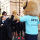 AESG Juniors 'ramble' for Children in Need