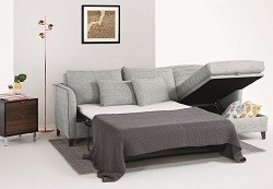 Bari Corner Sofa Bed from Made