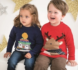 JJMB - Penguin Jumper and Reindeer Jumper