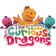 The Curious Dragons Game Logo
