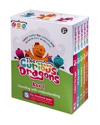 The Curious Dragons Box Set