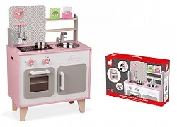 Janod Macaron Maxi Cooker - Wooden Play Kitchen