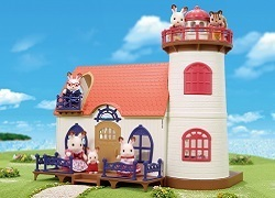 Sylvanian Family Lighthouse