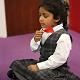 Meditating child | Children's Mental Health Week at Manchester High School for Girls